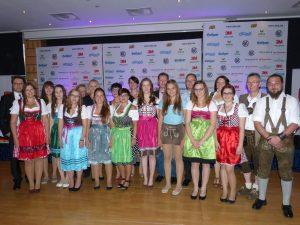 Die DSB-Pokal-Mannschaften